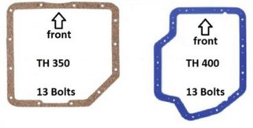 THM350 vs. THM400