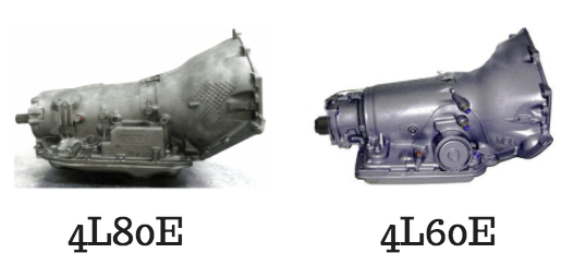 4L60E VS 4L80E Differences