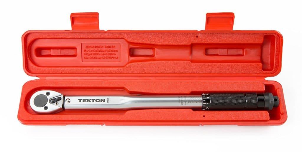 Tekton 24330 Torque Wrench Review
