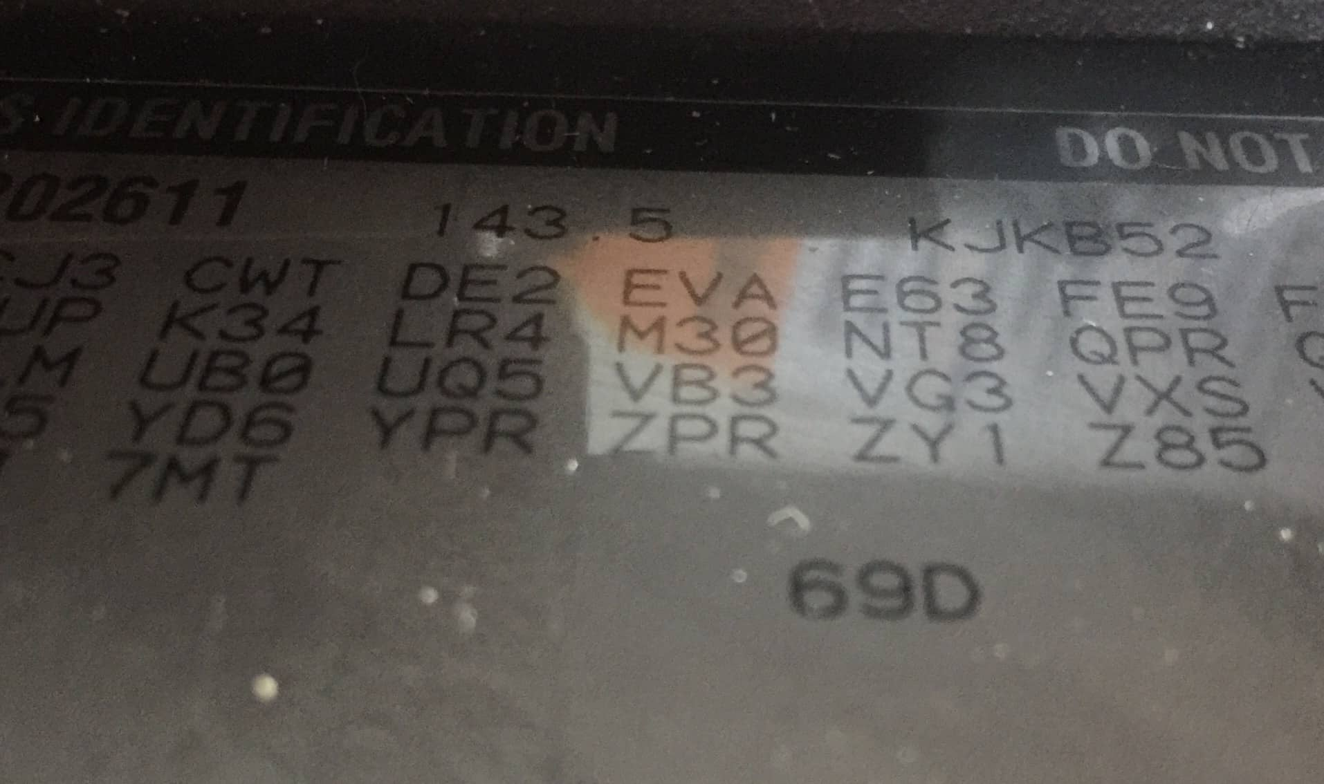 NV3500 Specs + Identification | Drivetrain Resource