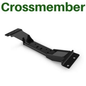 4L60E to 4L80E swap crossmember
