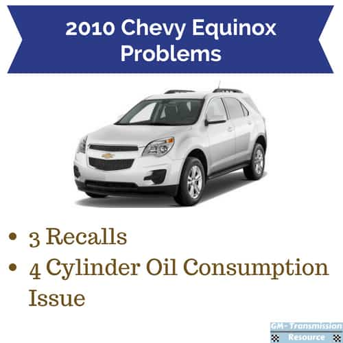 Equinox Problems on 4l80e Transmission Problems