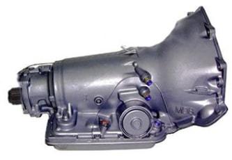 4L60E won't shift into overdrive