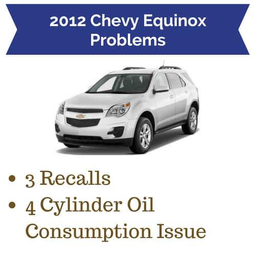 2012 Chevy Equinox Problems + Recalls | Drivetrain Resource