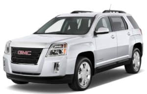SVC Tire Monitor GMC Terrain