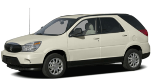 Shutting off when driving Buick Rendezvous