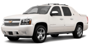 Shutting off when driving Chevy Avalanche
