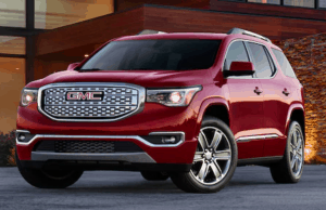 Rough Idle Diagnosis GMC Acadia