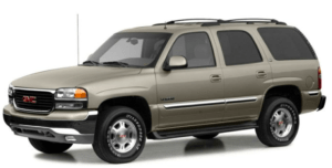Bad Sway Bar Bushing GMC Yukon