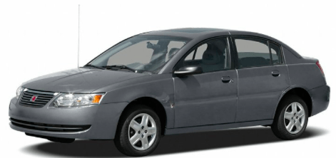 saturn 2006 ion recalls