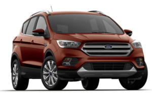 Hesitation When Starting Ford Escape
