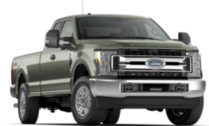 Shutting off when driving Ford F350