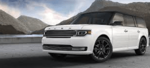 Shutting off when driving Ford Flex