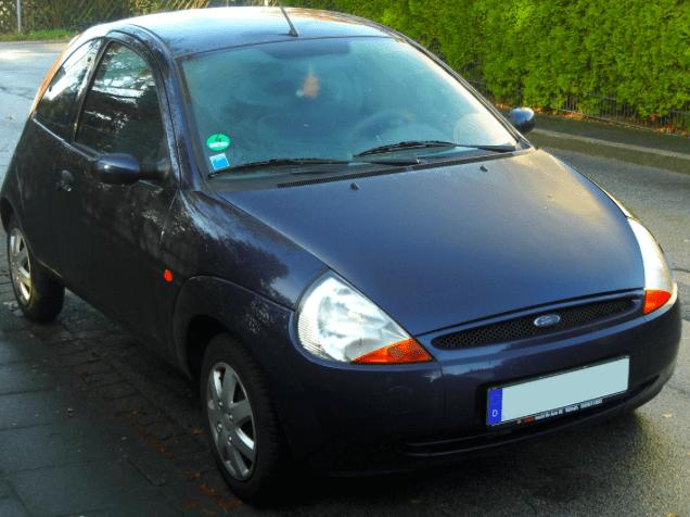 P0141 Ford Ka