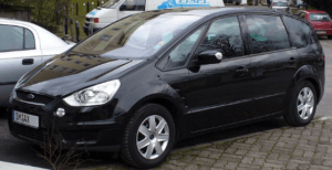 Gas Smell Ford S-Max