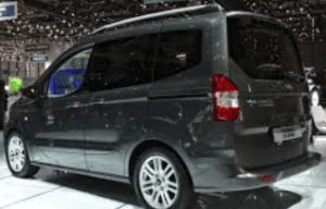 Bad Fuel Inector Diagnosis Ford Transit Courier