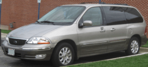 Exhaust Leak Ford Windstar