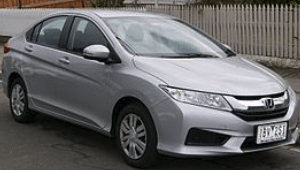 Shutting off when driving Honda City