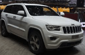 Engine Smoking Jeep Grand Cherokee