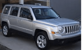 Jeep Patriot P0455: EVAP System → Leak Detected (Large
