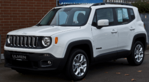 Key Stuck Jeep Renegade
