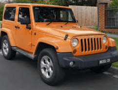 Shutting off when driving Jeep Wrangler