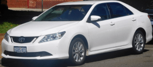Hard Start Cold Toyota Aurion