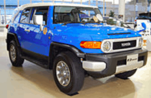 Hesitation When Starting Toyota FJ Cruiser