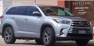 Key Stuck Toyota Highlander