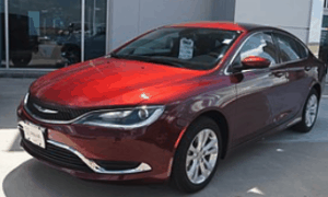 Hard Shift Diagnosis Chrysler 200