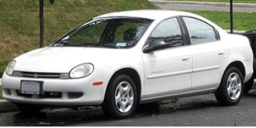 P0301 Chrysler Neon