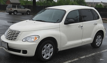 Engine Smoking Chrysler PT Cruiser