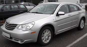 Gas Smell Chrysler Sebring
