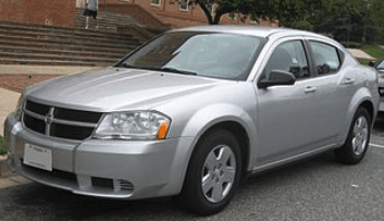 Lifter Tick Dodge Avenger