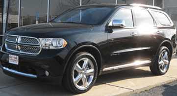 Shutting off when driving Dodge Durango