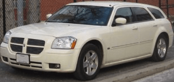 Hard to Turn Steering Wheel Dodge Magnum