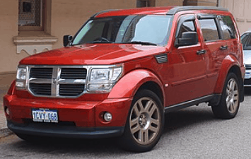 Bad Fuel Pump Signs Dodge Nitro