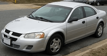 Rotten Egg Smell Dodge Stratus