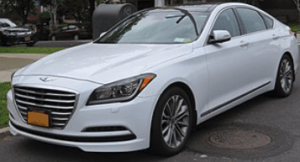 Shutting off when driving Hyundai Genesis
