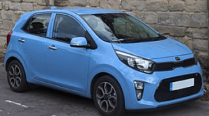 Key Stuck Kia Picanto