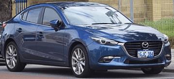 Whining Noise Mazda 3