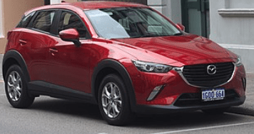 Shutting off when driving Mazda CX-3