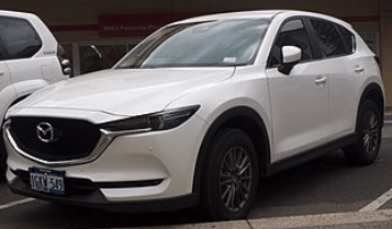 Shutting off when driving Mazda CX-5