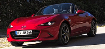Shutting off when driving Mazda MX-5