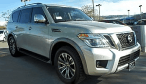 Shutting off when driving Nissan Armada