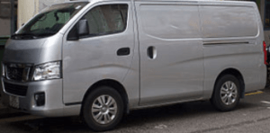 Shutting off when driving Nissan Caravan