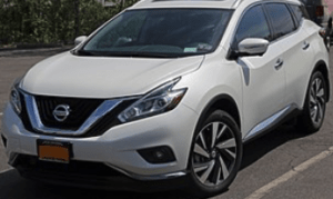 Brake Grinding Diagnosis Nissan Murano