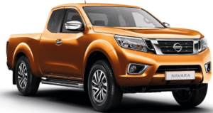 Bad Sway Bar Bushing Nissan Navara