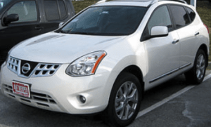 Shutting off when driving Nissan Rogue