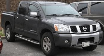 Nissan Titan P0420: Catalyst System Efficiency → Below